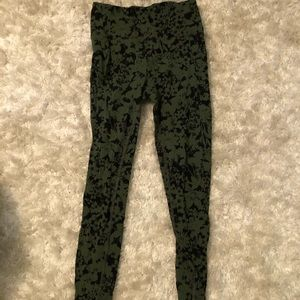 High waisted Lululemon leggings